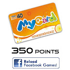 MyCard 350 Points (Reload Facebook games)