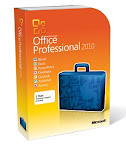 Microsoft Office Professional 2010 (Disc Version)