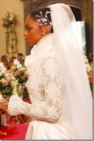 duas caras vestido de noiva sabrina -  cris vianna