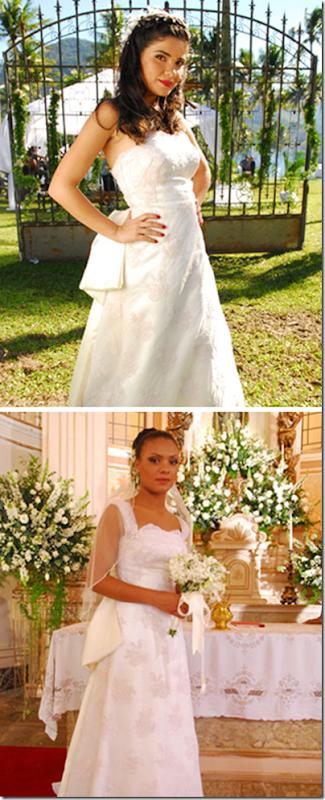 paraíso vestido de noiva da rosinha e da das dores