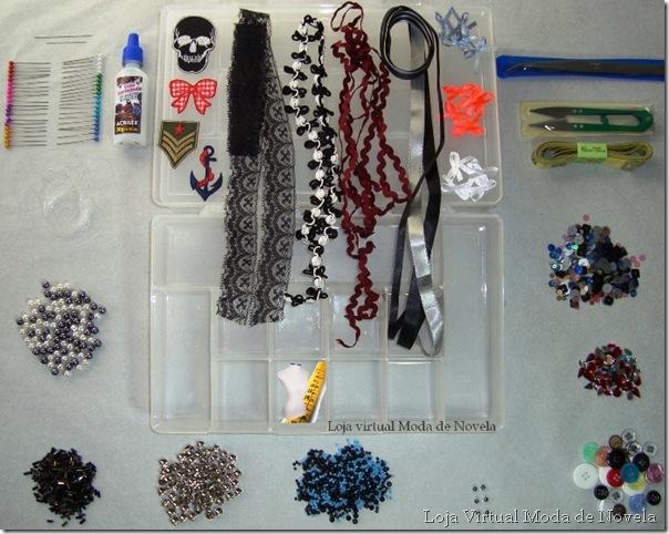 kit de costumização moda de novela estilo mabi  - 02
