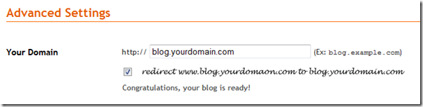 create-sub-domain-on-blogger