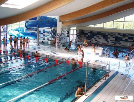 Nowy basen w Starachowicach