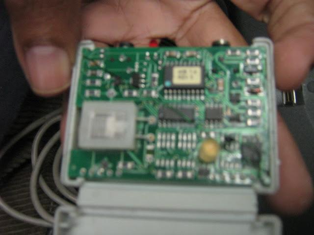 Hobo Datalogger circuit