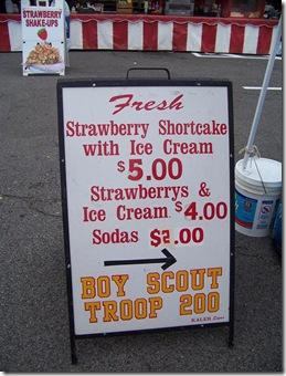 Strawberry SC