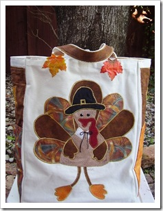 turkey tote