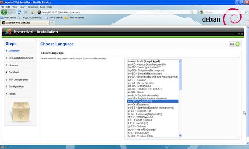 1 instalasi web server