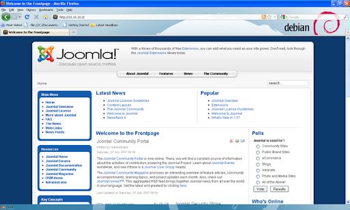 2 view webserver