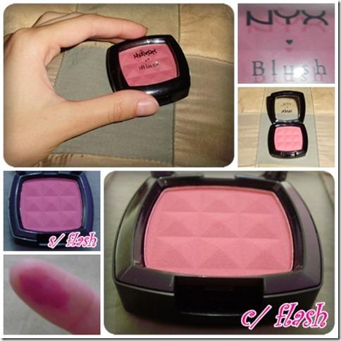 blush nix