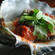 Red Curry Oysters