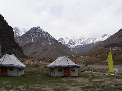 Poppy Valley Camp @ Sarchu