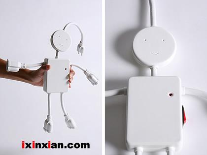 有趣的插座人(Electric Man)-爱新鲜