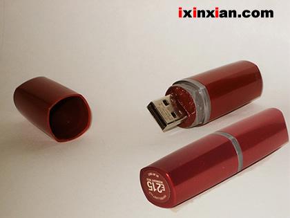 口红U盘(Lipstick USB Drive)-爱新鲜