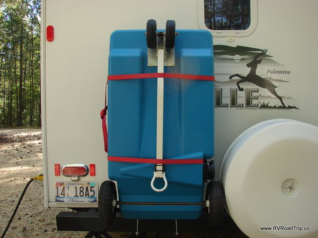 Rv Net Open Roads Forum Travel Trailers Bumper Mount For