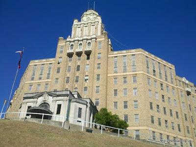 Old WW2 Military Hospital
