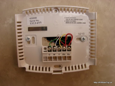 4 wire hunter thermostat wiring wire ac thermostat wiring diagram #14