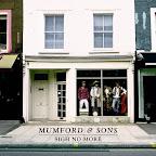 Mumford & Sons new album cover