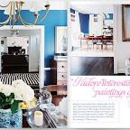 Graphic Designer Ahley Putnam's Houston home