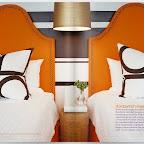 Guest bedroom by Atlanta designer Lee Kleinhelter