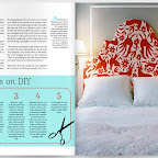 Great DIY tips by one of our favorite blogs, Design Sponge!