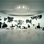 Kara Walker Installation