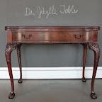 First, a beautiful desk