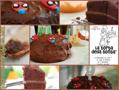 collage torta della bontà!