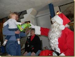 Thank you Santa 12/19/2010