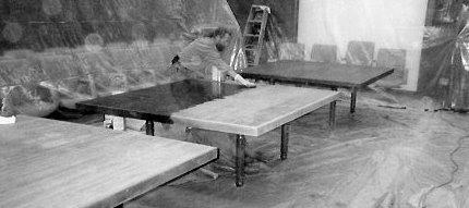 Custom Wood Furniture Finishes Atlanta GA