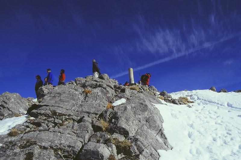 cumbre Peña Ubiña