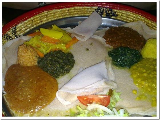 Ethiopean Food