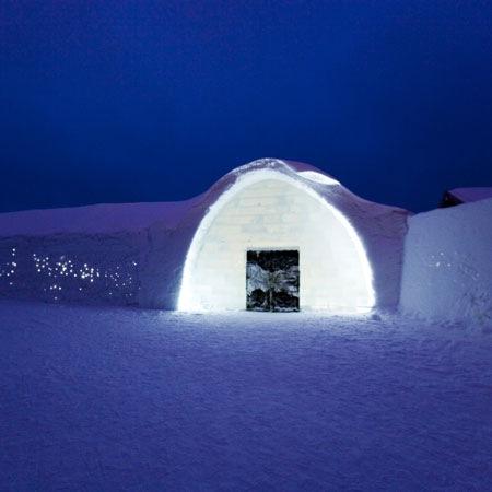 icehotel jukkasjarvi sweden