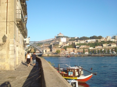 The beautiful Ribeira District