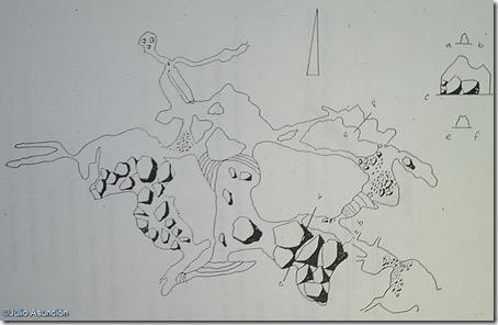 Plano de la Cova Pinta