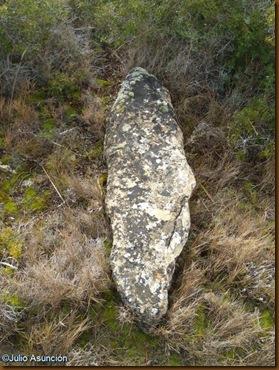 Menhir - Castro de el Dorre - Artajona