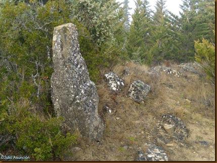 Menhir 3 - ruta dólmenes de Artajona
