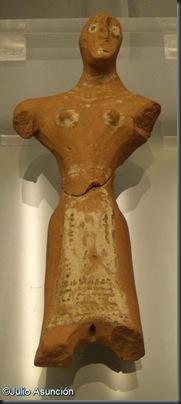 04 Figura femenina - Numancia