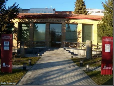 El Museo Numantino - Soria