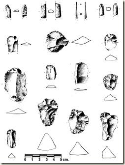industria lítica del Tossal de la Roca