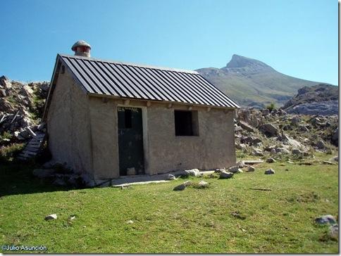 Refugio - ruta del Bisaurin