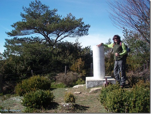 Antxurda - Sierra de Izco