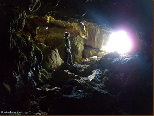 Cueva de Diablozulo - Valle de Elorz