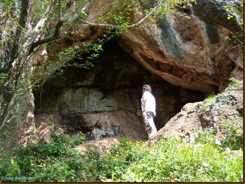 Cueva de Harpeko saindua