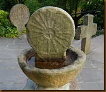 Estelas del cementerio de Bidarrai