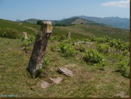 Crómlech - Legate - Valle de Baztán