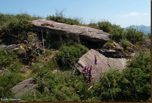 Posible dolmen - Legate