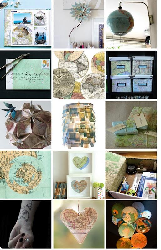mapas collage