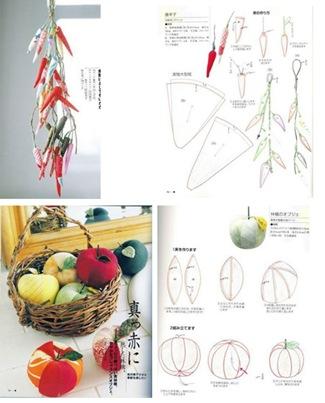 plantillas manzana chile