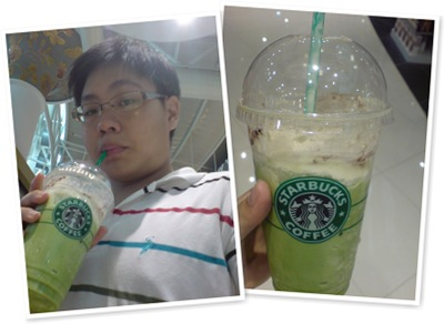 View Starbuck Green Tea Latte