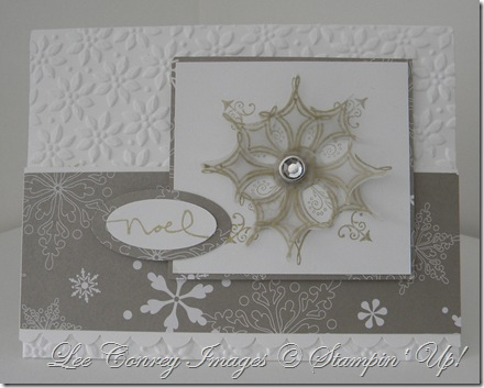 Serene Snowflake 002